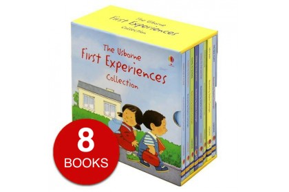 Usborne First Experiences Collection (8 books)