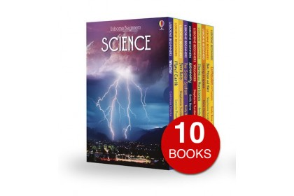 Usborne Beginners Science Collection (10 books)