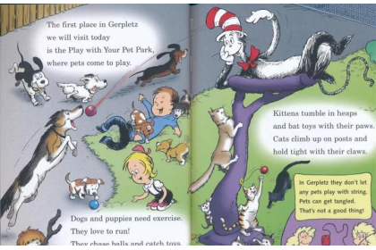 Dr. Seuss Early Learning Library Collection (20 books)