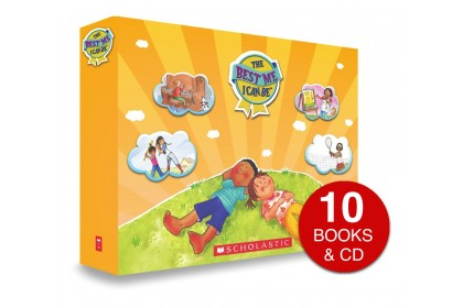 The Best Me I Can Be! Collection (10 books with CD)