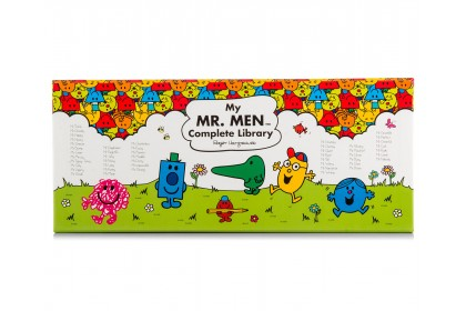 Mr Men Collection (47 books) (Hardcover)