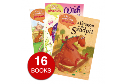 I Love Reading Phonics (Levels 1 & 2)