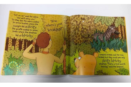 Aesop's Fables & Just So Stories Collection (10 books)