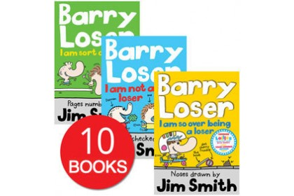 Barry Loser Collection (10 books)