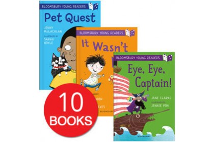 Bloomsbury Young Readers Collection (10 books)