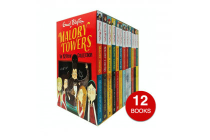 Enid Blyton Malory Towers Collection (12 books)