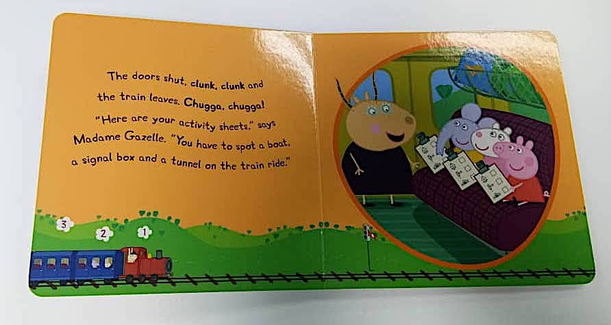 innovative design f413d 6b9d7 Peppa Pig First Experiences Collection (8 books)