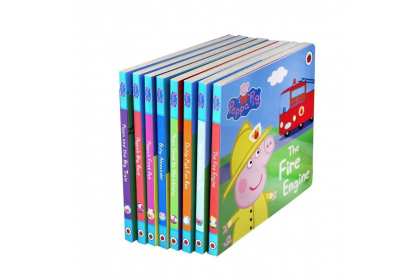 Peppa Pig First Experiences Collection (8 books)