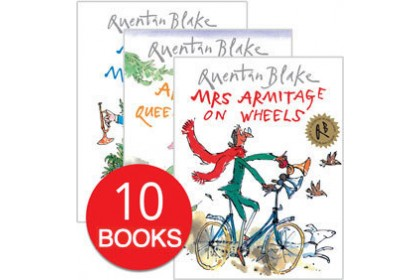 Quentin Blake Collection (10 books)