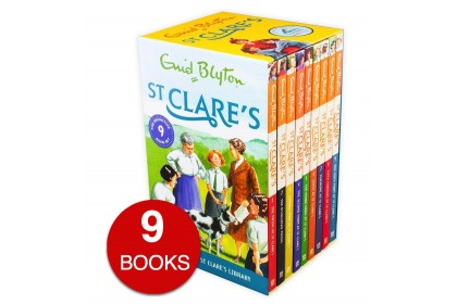 Enid Blyton St Clare's Collection (9 books)