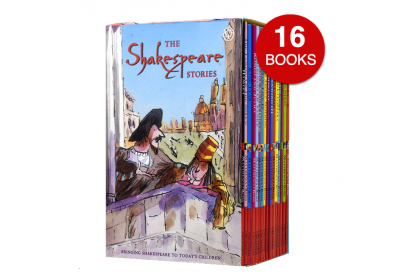 The Shakespeare Stories Collection (16 books)
