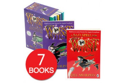 The Worst Witch Collection (7 books)
