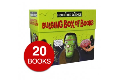 Horrible Science Collection (20 books)