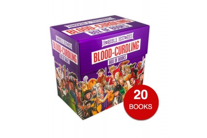 Horrible Histories Collection (20 books)