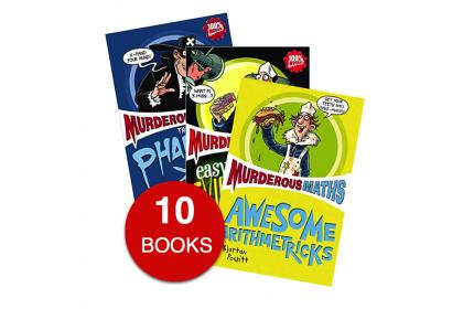 Murderous Maths Collection (10 books)