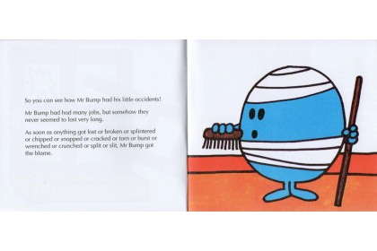 Mr Men My Complete Collection (48 books)