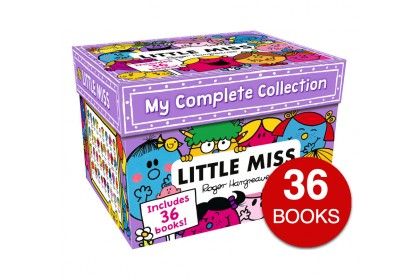 Little Miss My Complete Collection (36 books)
