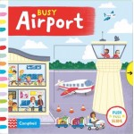 Busy Airport (Campbell Busy Book Series)
