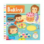 Busy Baking (Campbell Busy Book Series)