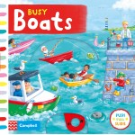 Busy Boats (Campbell Busy Book Series)