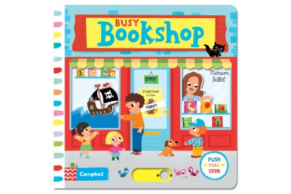 Busy Bookshop (Campbell Busy Book Series)