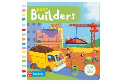 Busy Builders (Campbell Busy Book Series)