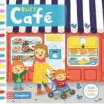 Busy Cafe (Campbell Busy Book Series)