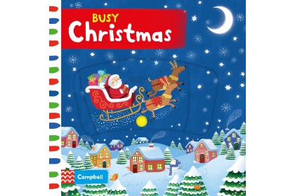 Busy Christmas (Campbell Busy Book Series)