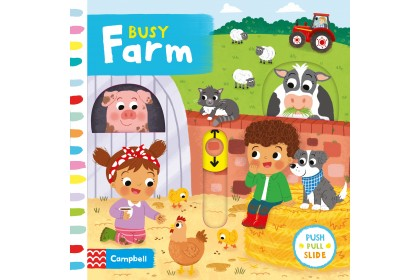 Busy Farm (Campbell Busy Book Series)