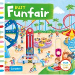 Busy Funfair (Campbell Busy Book Series)