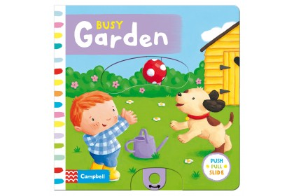 Busy Garden (Campbell Busy Book Series)