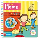 Busy Home (Campbell Busy Book Series)
