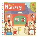 Busy Nursery (Campbell Busy Book Series)