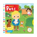 Busy Pets (Campbell Busy Book Series)