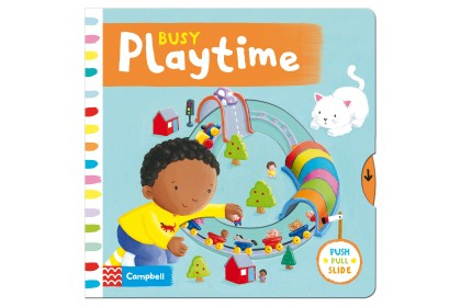 Busy Playtime (Campbell Busy Book Series)