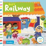 Busy Railway (Campbell Busy Book Series)