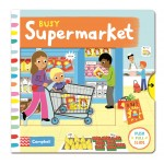 Busy Supermarket (Campbell Busy Book Series)