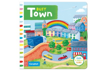Busy Town (Campbell Busy Book Series)
