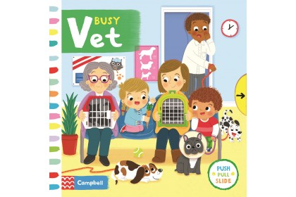 Busy Vet (Campbell Busy Book Series)