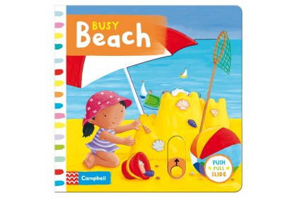 Busy Beach (Campbell Busy Book Series)