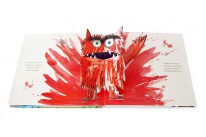 Colour Monster (Pop-up book of feelings)