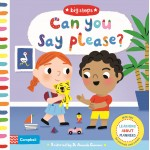 Can You Say Please? (Campbell Big Steps Series)