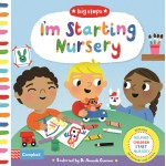 I'm Starting Nursery (Campbell Big Steps Series)