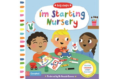 I'm Starting Nursery (Campbell Big Steps Series)