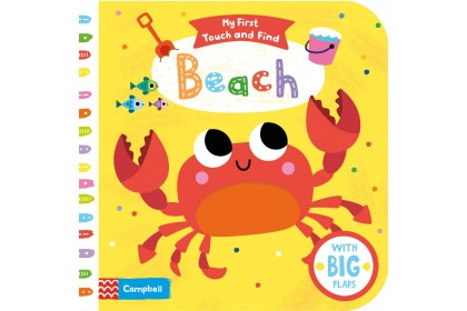 Beach (Campbell My First Touch and Find Series)