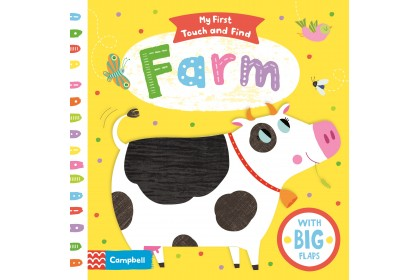 Farm (Campbell My First Touch and Find Series)