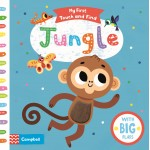 Jungle (Campbell My First Touch and Find Series)