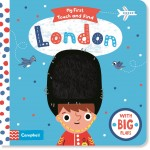 London (Campbell My First Touch and Find Series)
