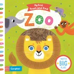 Zoo (Campbell My First Touch and Find Series)