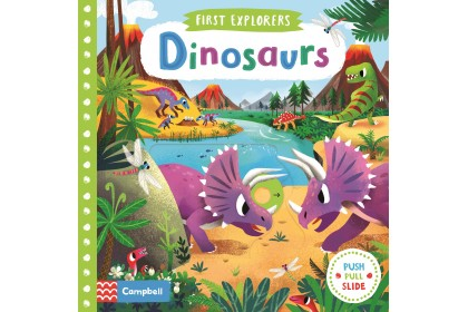 Dinosaurs (Campbell First Explorers Series)